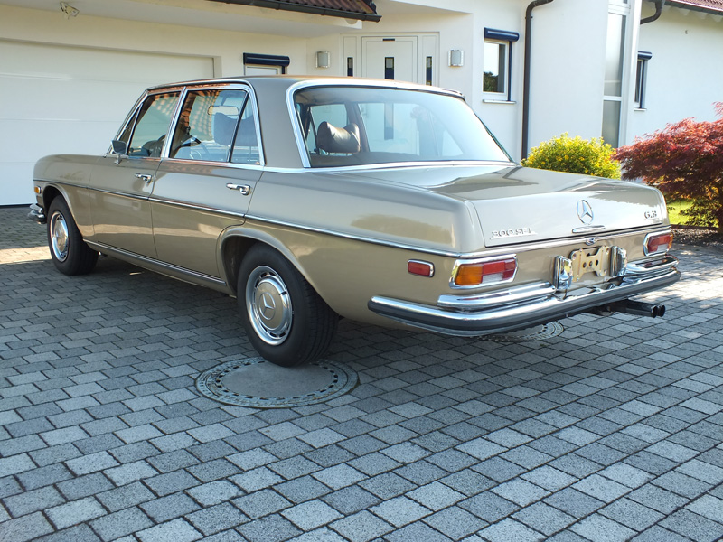 mercedes benz 300 sel 6 3 w109 xclusive automobile. Black Bedroom Furniture Sets. Home Design Ideas