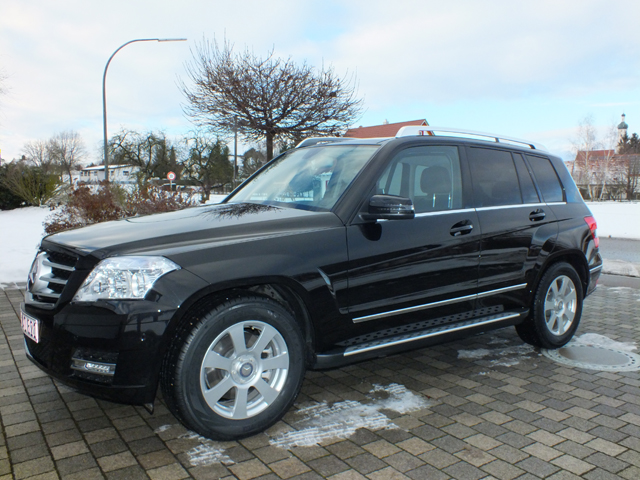 mercedes benz glk 350 cdi 4 matic xclusive automobile. Black Bedroom Furniture Sets. Home Design Ideas